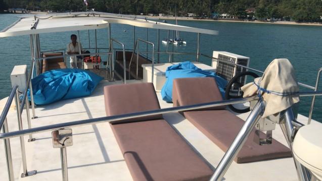 Alquiler Lancha en Amphoe Mueang Phuket - Coastal Cruiser 52 ft