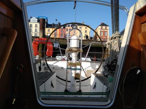Alquiler de Dufour Dufour 39 en Dieppe