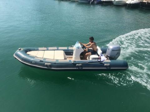 Alquiler de yate l'Estartit - Astec 530 en SamBoat