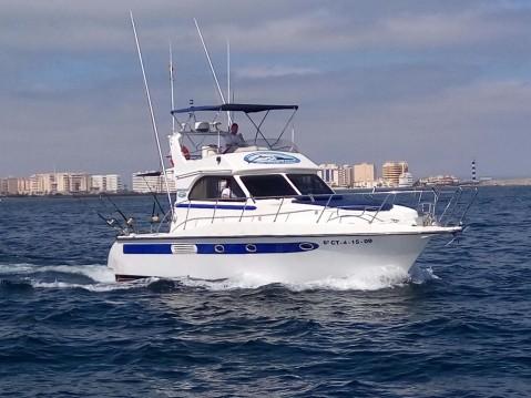 Alquiler de yate Puerto Deportivo Tomás Maestre - Doqueve 360 FISHERMAN en SamBoat