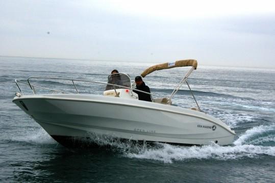 Alquiler de yate Bordighera - Idea Marine IDEA 58 en SamBoat