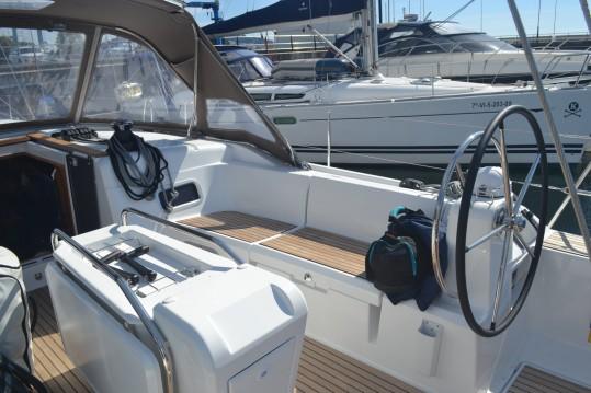 Alquiler de barcos Jeanneau Sun Odyssey 519 enVigo en Samboat