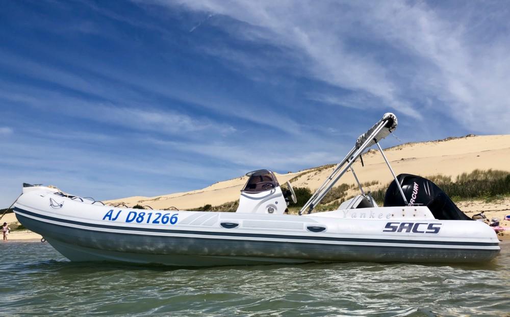Alquiler de yate Lège-Cap-Ferret - Sacs Sacs S 640 en SamBoat