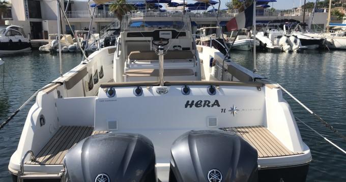 Alquiler de barcos Sainte-Maxime barato de Cap Camarat 8.5 CC