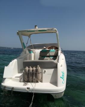 Alquiler de Lancha, con o sin patrón Sessa Marine Cannes