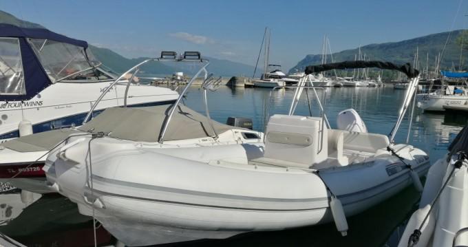 Alquiler de barcos Aix-les-Bains barato de Selva 680