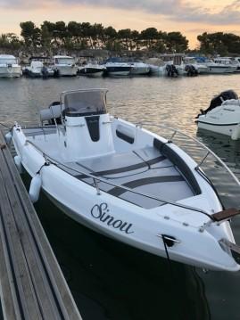 Aquabat Sport Line 19 entre particulares y profesional Vieux-Port de Marseille