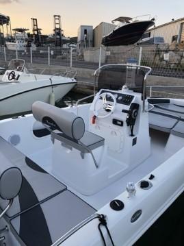 Alquiler de yate Vieux-Port de Marseille - Aquabat Sport Line 19 en SamBoat