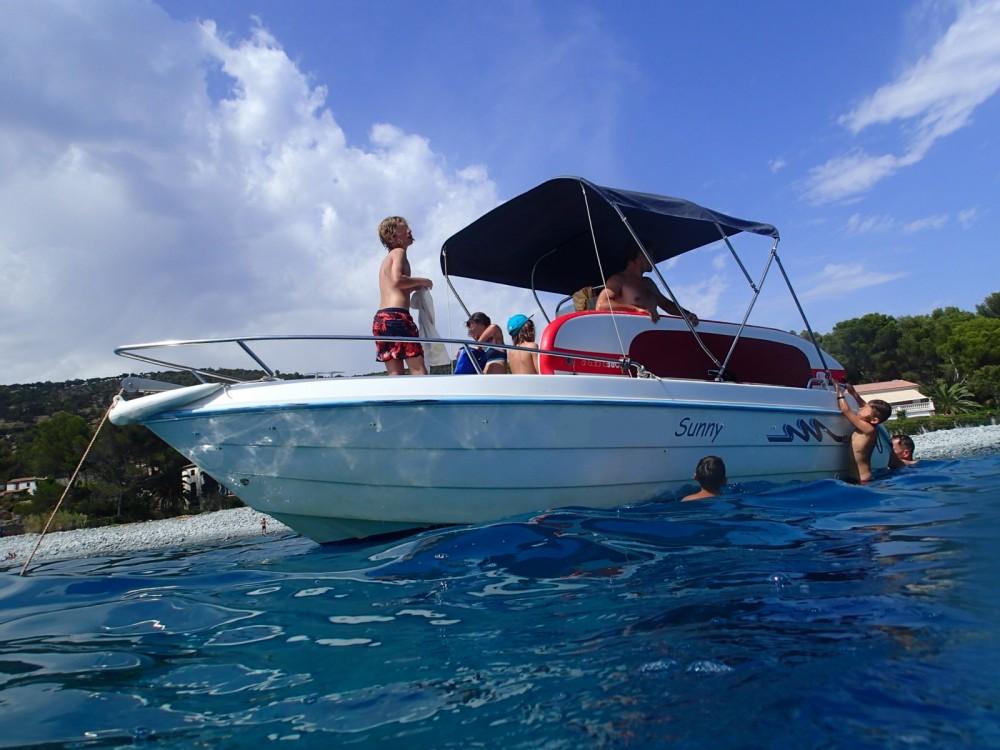 Alquiler de barcos Mandelieu-la-Napoule barato de sunny