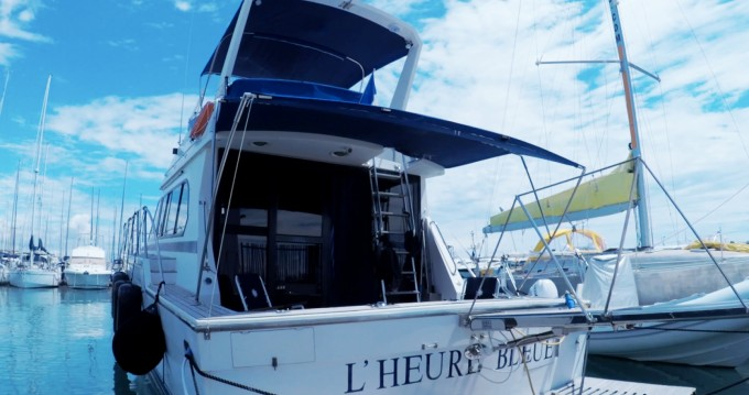 Alquiler de barcos Saint-Laurent-du-Var barato de Fisherman 48