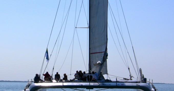 Catamarán para alquilar Port Camargue al mejor precio