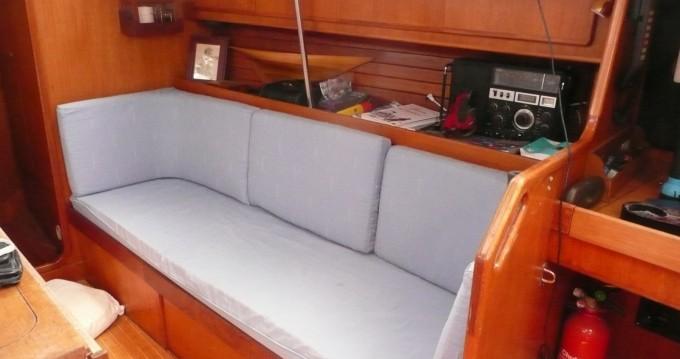 Alquiler Velero Frend Ship con título de navegación