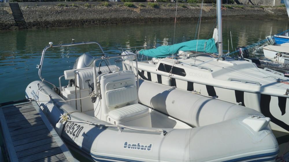 Bombard Explorer 580 SB entre particulares y profesional Arradon