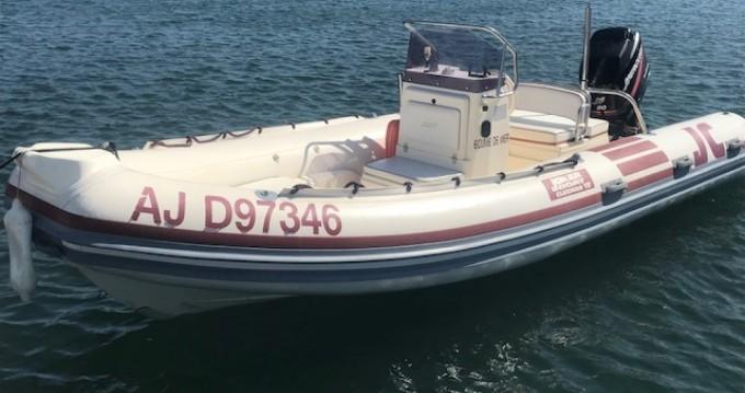 Alquiler de Neumática, con o sin patrón Joker Boat Porto-Vecchio