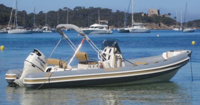 Alquiler de Joker Boat Clubman 23 en Hyères