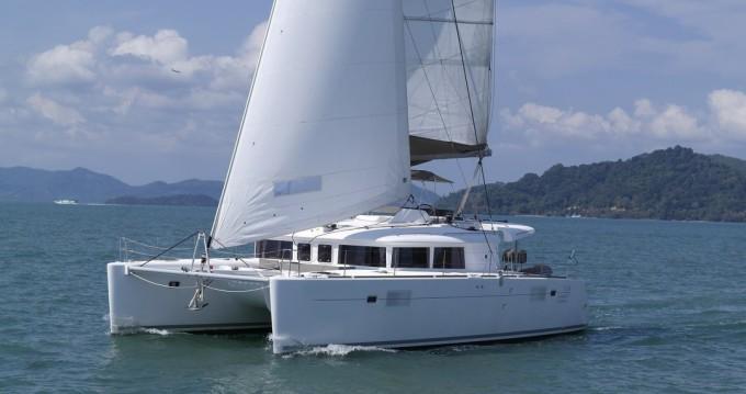 Alquiler Catamarán en Palma de Mallorca - Lagoon Lagoon 450