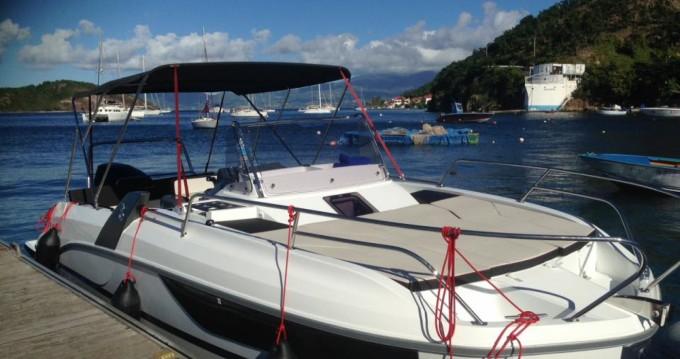 Alquiler de barcos Bénéteau Flyer 7.7 SUNdeck enPointe-à-Pitre en Samboat
