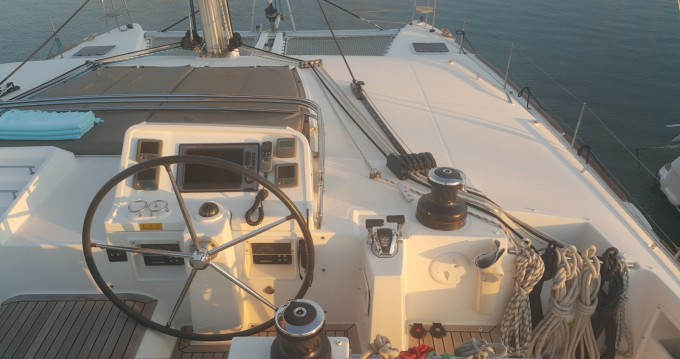 Alquiler de yate Palma de Mallorca - Lagoon Lagoon 450 en SamBoat