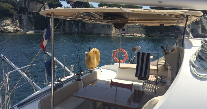 Lagoon Lagoon 410 entre particulares y profesional Antibes