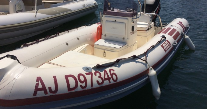 Alquiler de barcos Joker Boat Clubman 19 enPorto-Vecchio en Samboat
