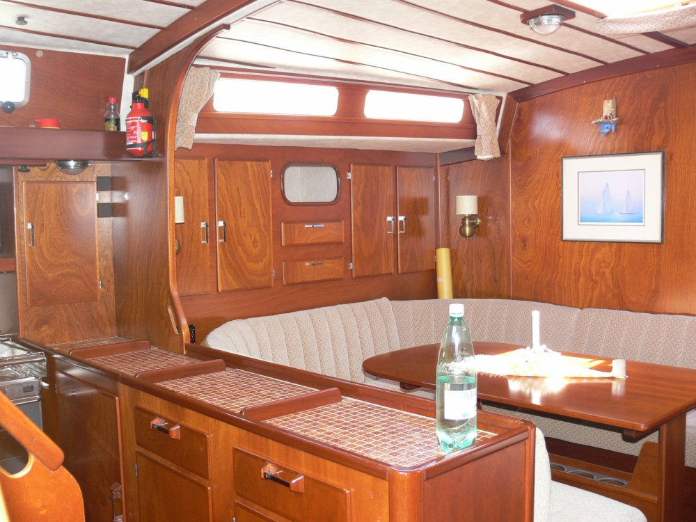 Alquiler de barcos Amel Super Maramu enBastia en Samboat