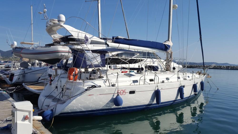 Alquiler de yate Ajaccio - Bénéteau Beneteau 50 en SamBoat