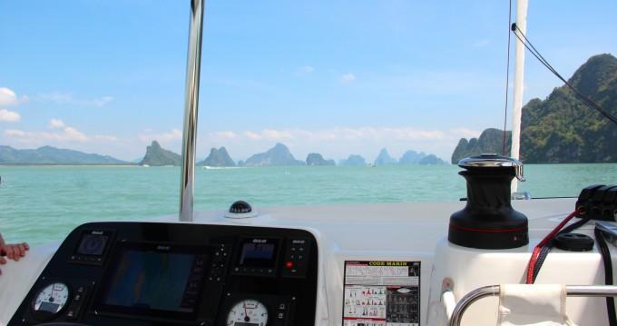 Catamarán para alquilar Phuket al mejor precio