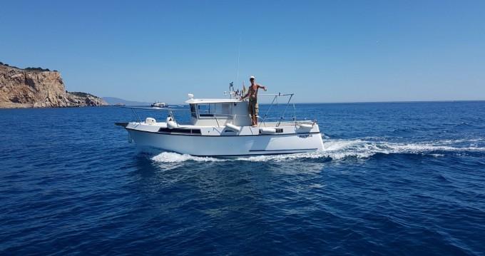 Alquiler Lancha en l'Estartit - Kirie Ange de Mer 750