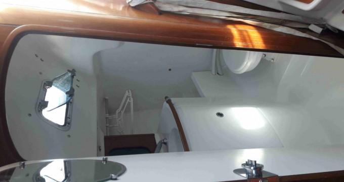 Alquiler de barcos La Trinité-sur-Mer barato de First 31.7