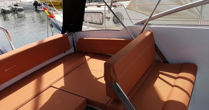 Alquiler de barcos Coaster Coaster 600 BR enAltea en Samboat