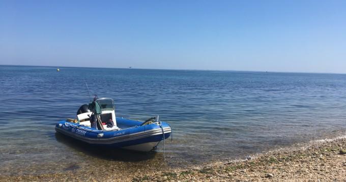 Alquiler Neumática en Île de Noirmoutier - Bombard Explorer 550