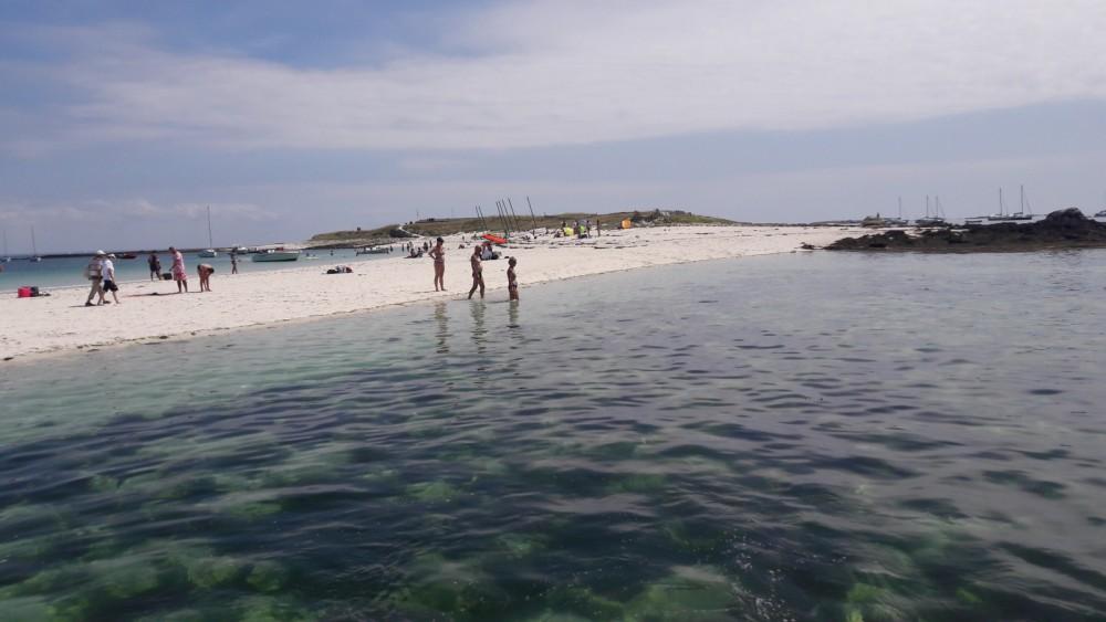 Alquiler de Bénéteau Antares 620 Fishing en Loctudy