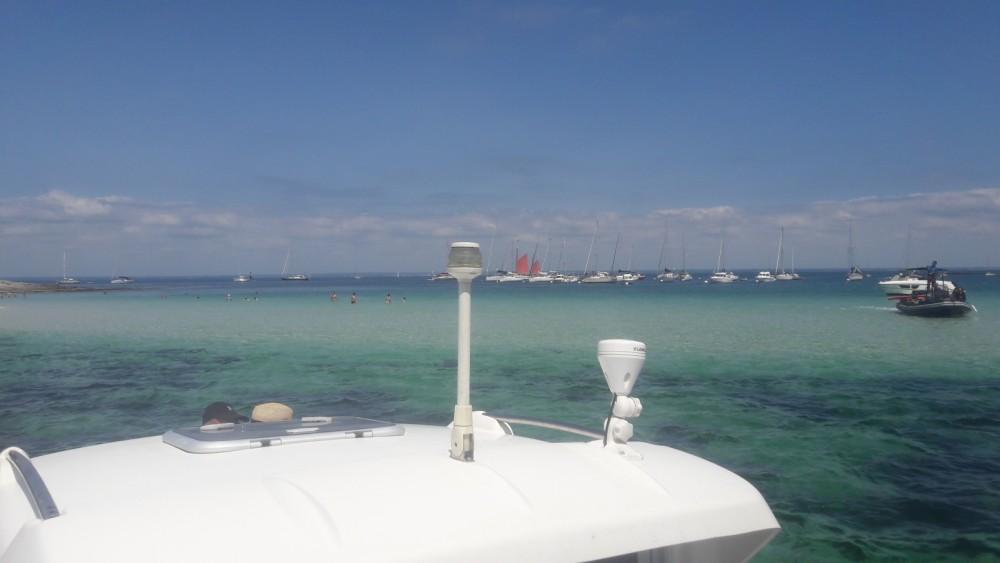 Alquiler de barcos Bénéteau Antares 620 Fishing enLoctudy en Samboat