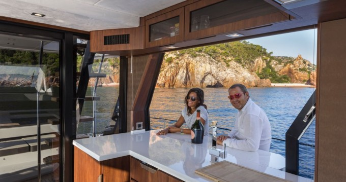 Alquiler Lancha en Cannes - Galeon Galeon 500 Fly