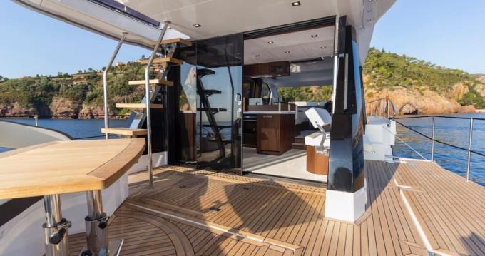 Alquiler de barcos Cannes barato de Galeon 500 Fly