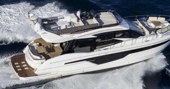 Alquiler de yate Cannes - Galeon Galeon 500 Fly en SamBoat