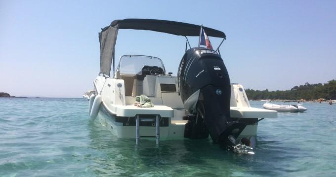 Alquiler de barcos Quicksilver Activ 755 Open enHyères en Samboat