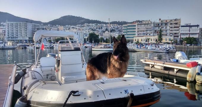 Alquiler de barcos Kavala barato de Zar 57