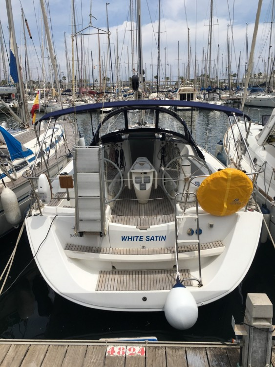 Alquiler Velero en Port Olímpic - Jeanneau Sun Odyssey 39i