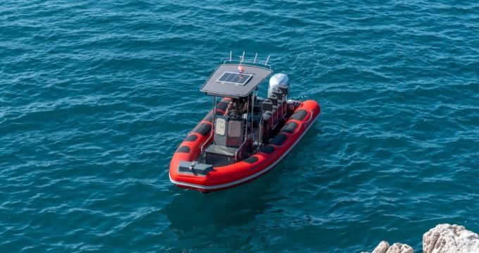 Alquiler de Ris Marine RM 599 Special en Trogir