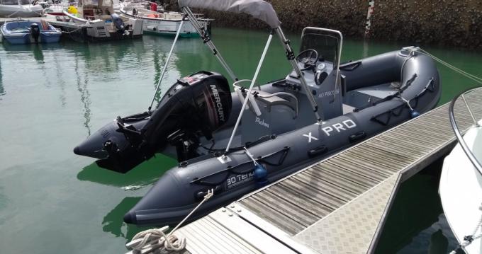 Alquiler de barcos 3D Tender X Pro 535 enAngers en Samboat