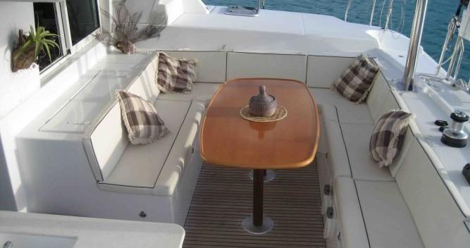 Catamarán para alquilar Pulau Tioman al mejor precio