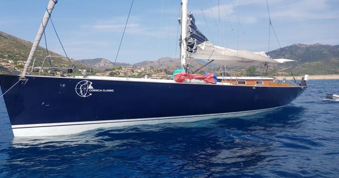 H2O Yachts Mister Fip's entre particulares y profesional Saint-Florent