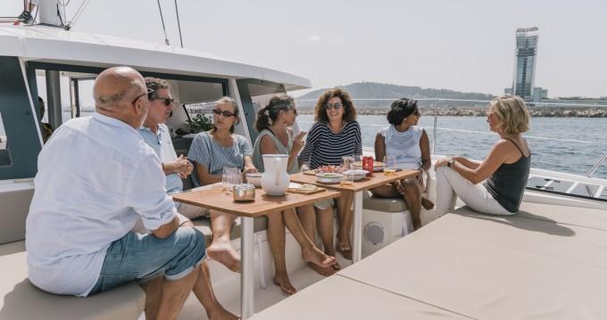 Alquiler de barcos Barcelona barato de Bali 4.1