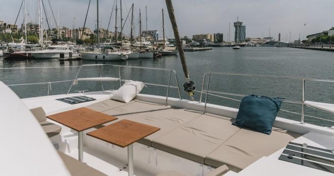 Alquiler de Bali Catamarans Bali 4.1 en Barcelona