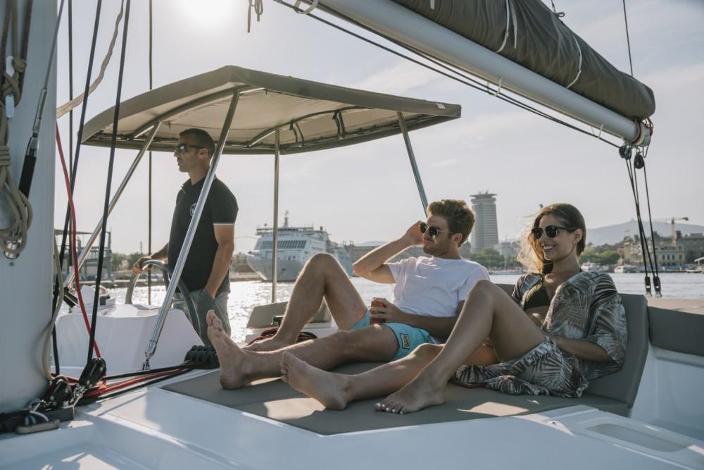 Alquiler de barcos Bali Catamarans Bali 4.1 enBarcelona en Samboat