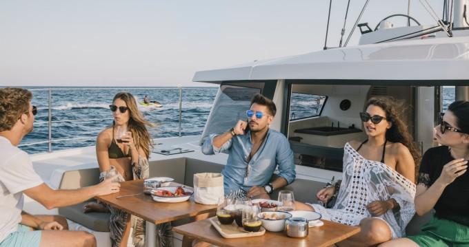 Bali Catamarans Bali 4.1 entre particulares y profesional Barcelona