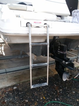 Alquiler de Sea Ray Sea Ray 210 Select en Marseillan