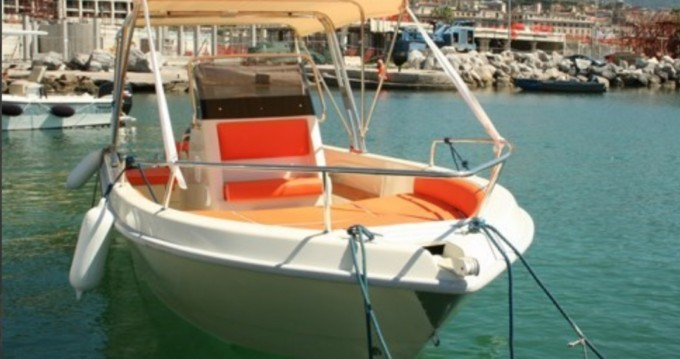 Alquiler de yate Salerno - Terminal Boat Terminal boat 21 en SamBoat