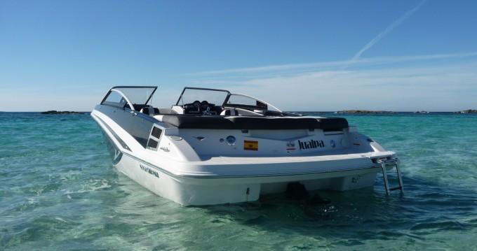 Glastron GT 225 entre particulares y profesional Isla de Ibiza